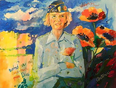Happy Birthday Mary - Antonia Ruppert by Antonia Ruppert
