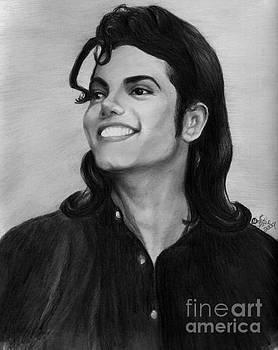 Happy Birthday Michael by Carliss Mora