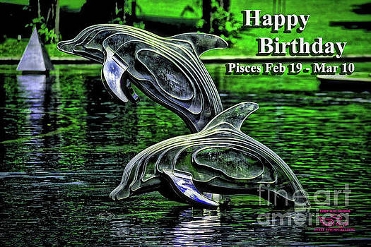 Happy Birthday Pisces by Beauty For God
