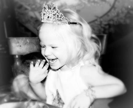 Happy birthday princess by Trisha Scrivner
