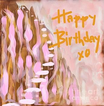 Happy Birthday by Sheila McPhee