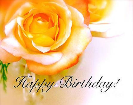Happy Birthday by Wonju Hulse