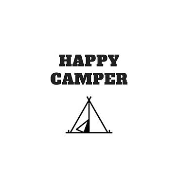 Happy Camper by Rosemary Nagorner