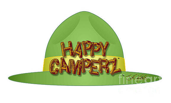 Happy Camperz by Joe King by Joe King