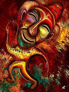 Happy Clown by Rafi Talby