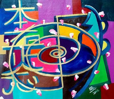 Rizwana Mundewadi - Happy Colourful Cho Ku Rei