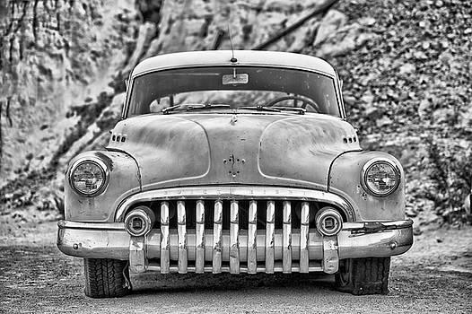 Happy Days - Buick Eight by Michael Gallitelli