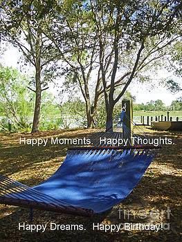 Sharon Williams Eng - Happy Dreams Card