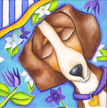 Happy Dreams by Deb Harvey