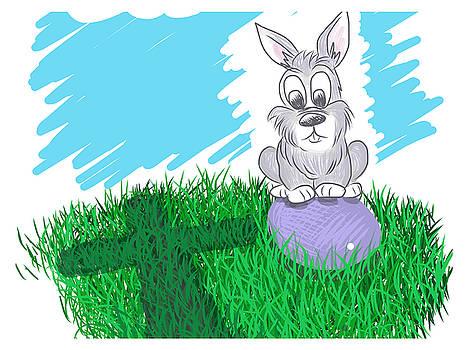 Happy Easter by Antonio Romero