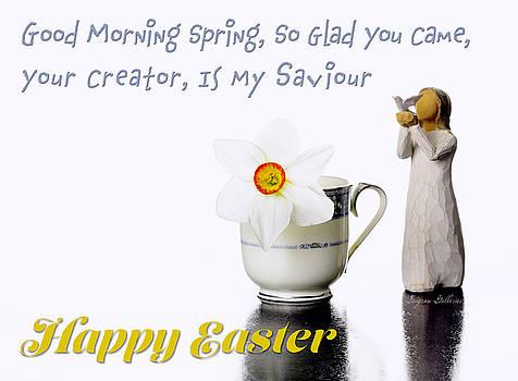Happy Easter by Nena Pratt