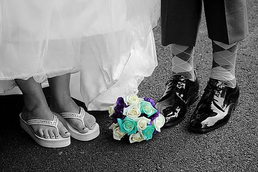 Happy Feet by Tyra OBryant