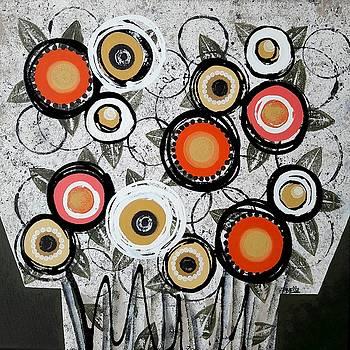 Graciela Bello - Happy Flowers