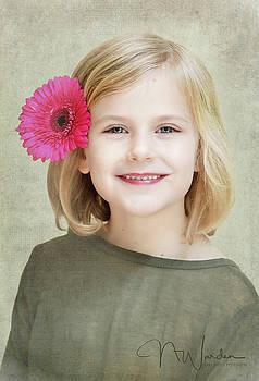 Happy Girl by Norma Warden