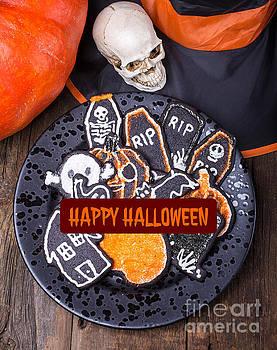Edward Fielding - Happy Halloween Card