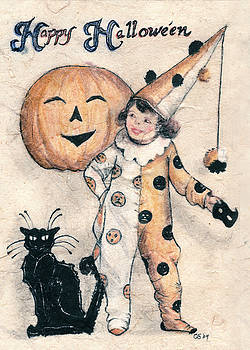 Happy Hallowe'en  by Carrie Jackson