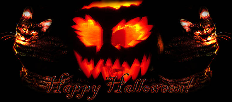 Nick Gustafson - Happy Halloween