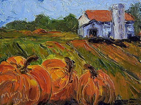 Happy Harvest by Mary Beth Harrison