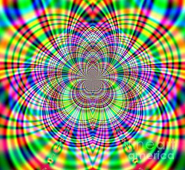 Happy Hippie Vibes by Keri West