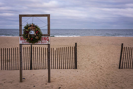Terry DeLuco - Happy Holidays Beach Asbury Park NJ
