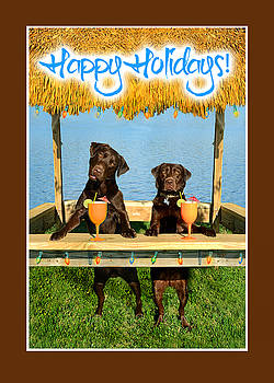 Happy Holidays by Dale Hall