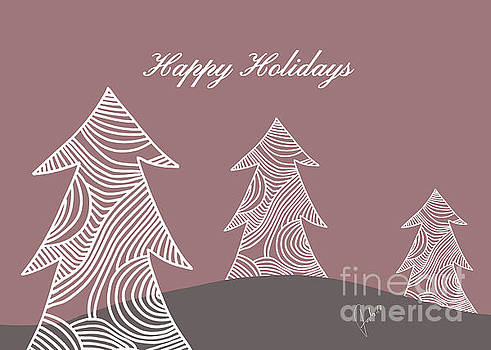 Happy Holidays by Fady Dow