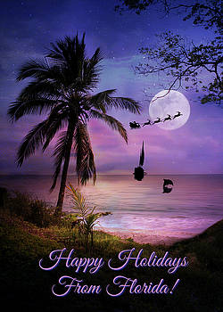 Happy Holidays from Florida by Stephanie Laird
