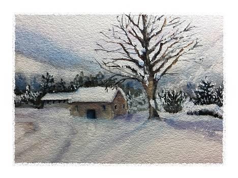 Happy Holidays by Jan Cipolla