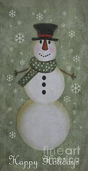 Happy Holidays by Lynn Jackson