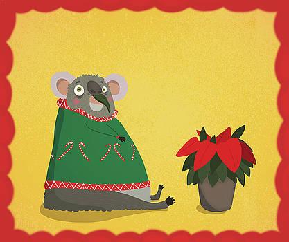 Happy Holidays by Nicole Wilson