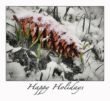Happy Holidays by Rebecca Samler