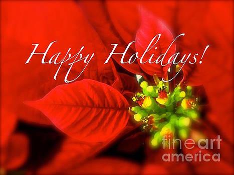Happy Holidays by Wonju Hulse