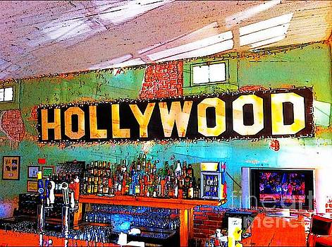 Happy Hour at the Hollywood Cafe by T Lowry Wilson
