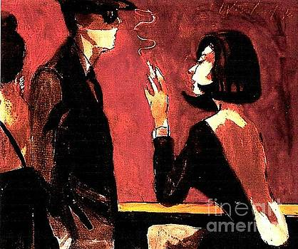 Happy Hour Love Romance  by Harry WEISBURD