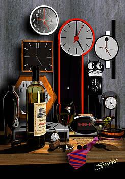Happy Hour by Stuart Stone