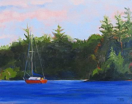 Happy Island by Terri Messinger