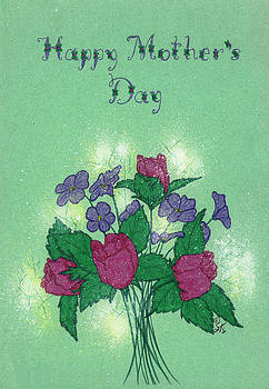 Happy Mother's Day  by Susan Turner Soulis