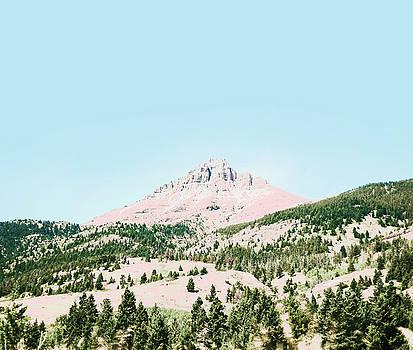 Happy Mountain by Uma Gokhale