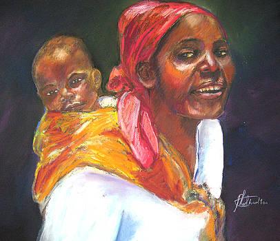 Happy Mum by Shirley Roma Charlton
