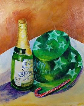 Donna Pierce-Clark - Happy New Year 2011