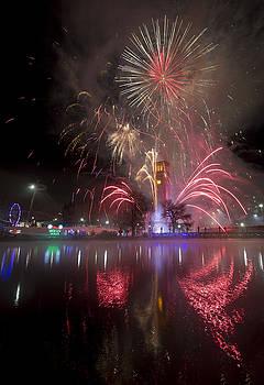 Happy New Year 2016 by Paul DeRocker