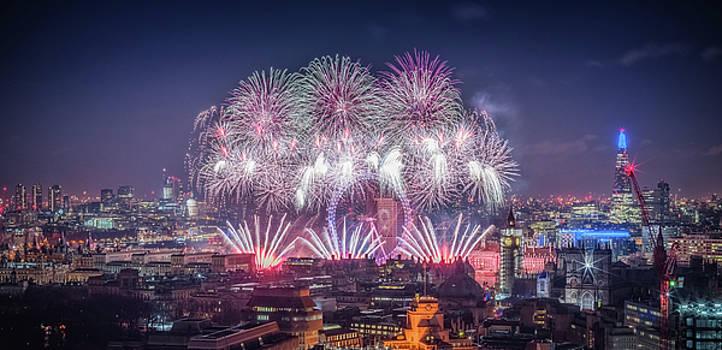 Stewart Marsden - Happy New Year 2018