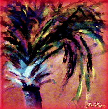 Happy Palm by Jill Tennison