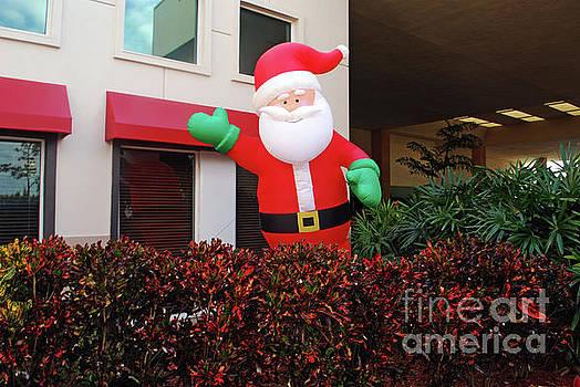 Gary Wonning - Happy Santa