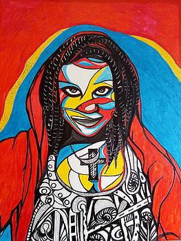 Happy Sixteenth Birthday Marissa - 02 by Mudiama Kammoh