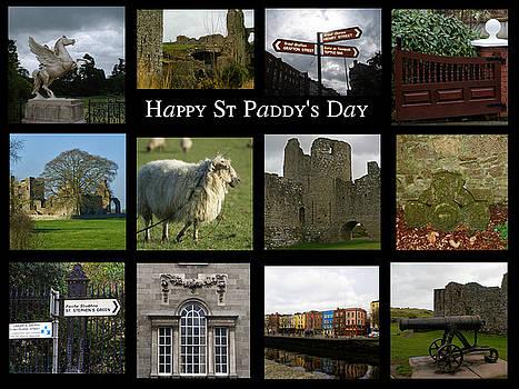 Happy St Paddy's Day by Maria Keady
