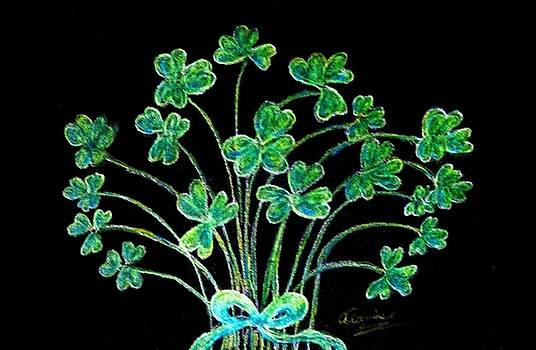 Happy St. Patrick's Day by Angela Davies