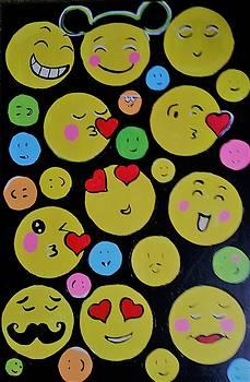 Happy Thoughts by Marisol DAndrea