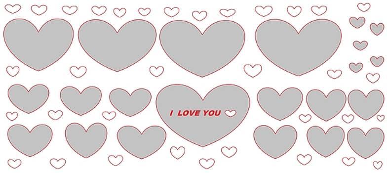 'Happy Valentine's Day 31' by Linda Velasquez