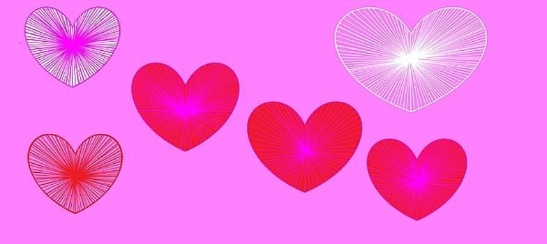 'Happy Valentine's Day 33' by Linda Velasquez